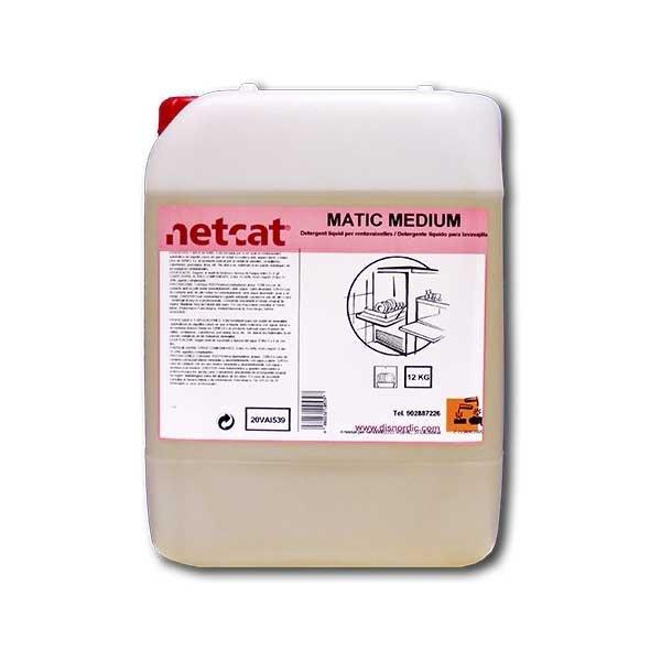 Detergente lavavajillas para aguas medias Matic Medium
