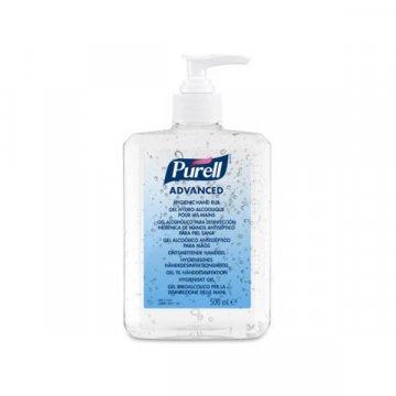 Pack 12 botellas 500 ml gel hidroalcohólico Purell Advanced
