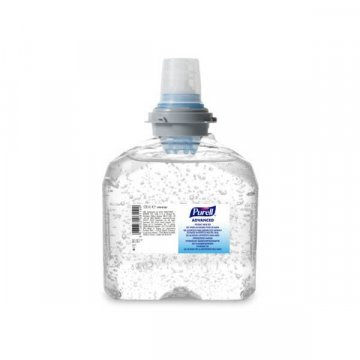 Pack 2 Cargas TFX 1200ML Gel Alcohólico Purell