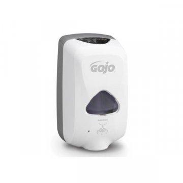 Dispensador Jabón Automático GOJO TFX 1200ML. Color Blanco.