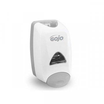Dispensador Jabón Manual GOJO FMX 1250ML. Color Blanco-Gris.