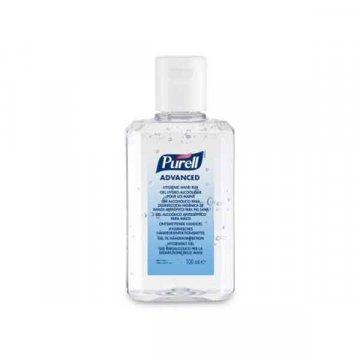 Botella 100ml desinfectante de manos Purell Advanced