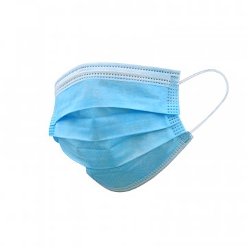 Pack 1000 Mascarillas quirúrgicas tipo IIR 3 capas