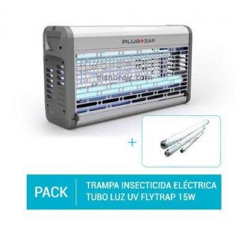 Pack Sistema Insecticida Luz UV Plus Zap